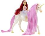 Breyer® Magical Unicorn Sky & Fantasy Rider, Meadow