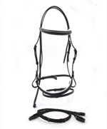 HDR Pro Padded Dressage Bridle