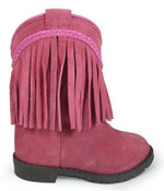 Smoky Mountain Toddler Hopalong Leather Boots