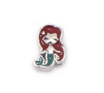 ManeJane Mermaid Red Hair Spur Straps