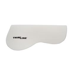 ThinLine Ultra Half Pad Untrimmed