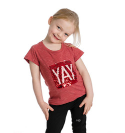 "Horseware® Kids Novelty ""Yay Neigh"" Tee Shirt"
