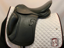 """Demo 18"""" HDR Dortmund Dressage Saddle"""