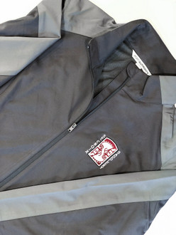 Port Authority® Ladies Active Colorblock Soft Shell Jacket with St. Croix Saddlery Logo