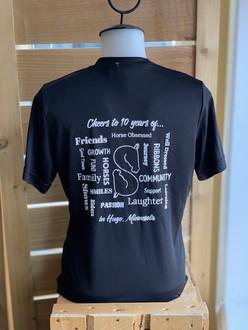 St. Croix Saddlery Team 365 Ladies' Zone Performance T-Shirt