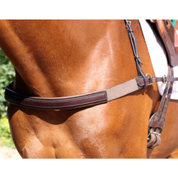 Nunn Finer® Jumper Breastplate - Horse Size