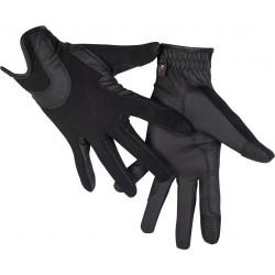 HKM Grip Mesh Riding Gloves