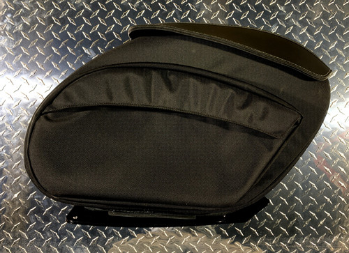 Retro Series V3 FXR Saddlebags