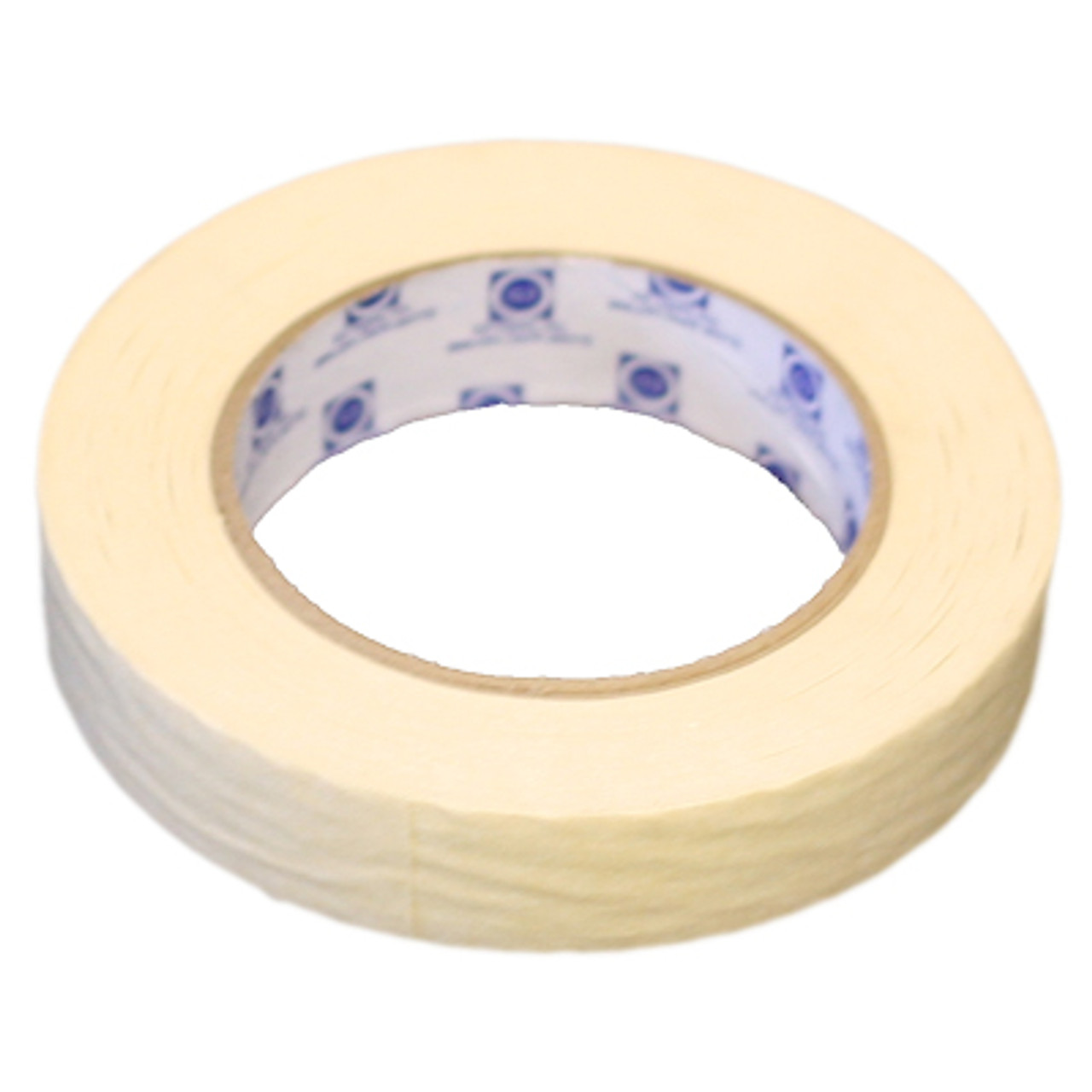 "Natural Painters Grade Masking Tape 1""x50m (48 Roll Case / $1.39 Per Roll)"