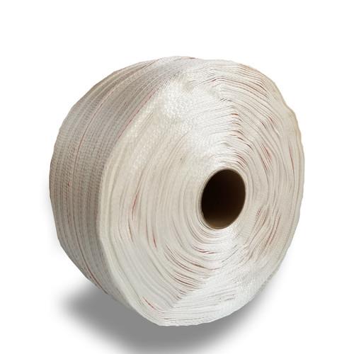 "White FR Scaffolding Strap 2 Roll Case 3/4""x2500' (2 Roll Case / $137.50 Per Roll)"