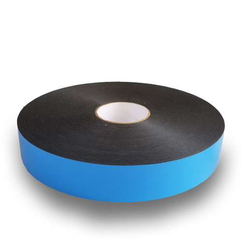 "Black D/F Foam Tape 1/32""x2""x216' (6 Roll Case / $55.90 Roll)"