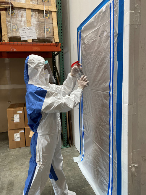 3M Full Body Disposable Suit (4 pack) Large