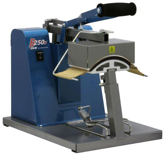 HIX B-250 Digital Cap Press