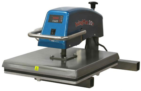 "HIX SwingMan 20 Swing-Away 16"" x 20"" Digital Heat Press"