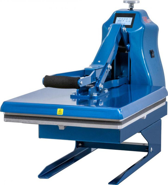 "HIX HT-600 16"" x 20"" Digital Clam Heat Press"