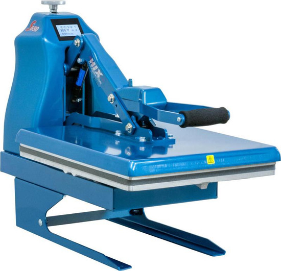 "HIX S-650 Digital Auto-Open 16"" x 20"" Heat Press"
