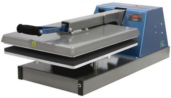 """HIX N-880 Automatic Digital 16"""" x 20"""" Heat Press"""