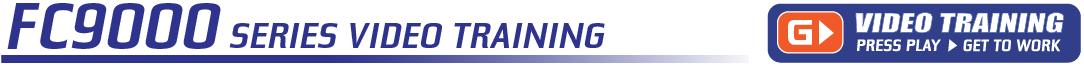 Graphtec FC9000 Vinyl Cutter Training Videos
