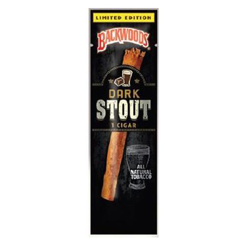Dark Stout Backwoods Single