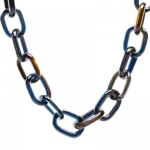 Glass Chain Black Sea