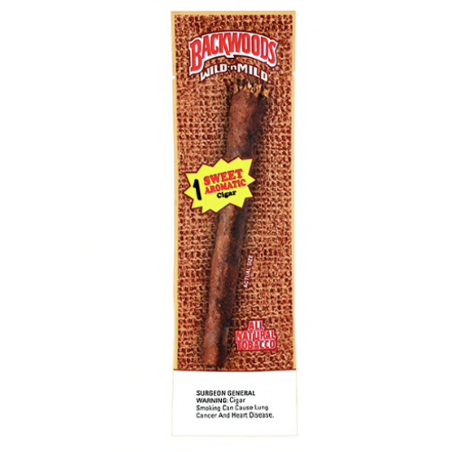 Sweet Aromatic Backwoods Single
