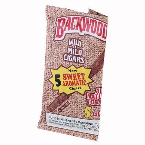 Sweet Aromatic Backwoods 5 Pack