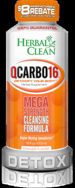 QCarbo 16oz Orange Detox