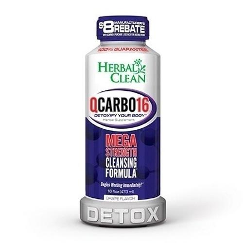 QCarbo 16oz Grape Detox