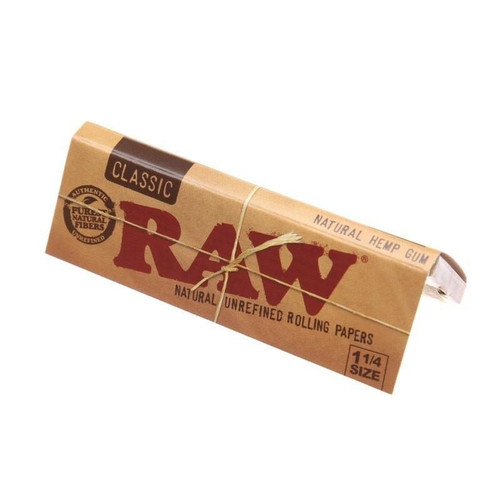"""RAW Natural 1-1/4"""" Papers"""