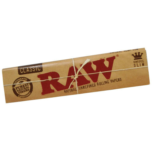 RAW Natural King Size Papers
