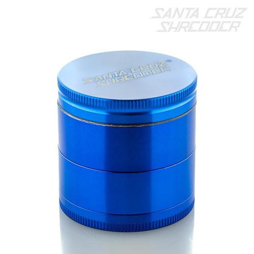 4 Piece Medium Blue Santa Cruz Shredder