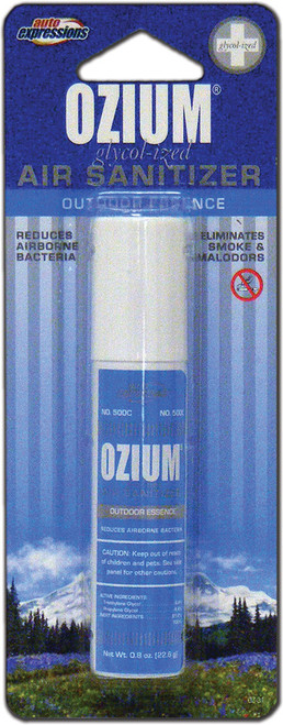Ozium Outdoor Essence Scent 0.8oz