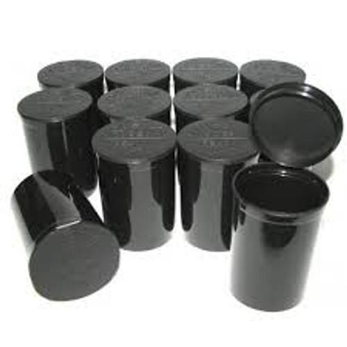 1/8 Storage Device Black Plastic