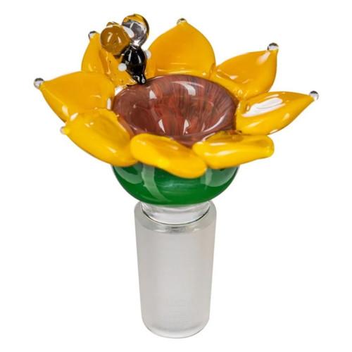 Sunflower Bowl Piece 14mm