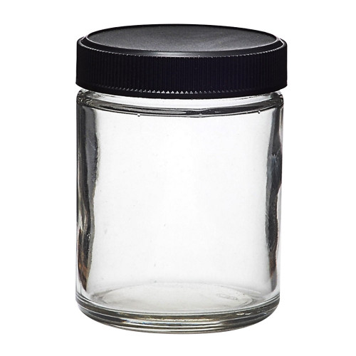 3.5 Gram Glass Jar