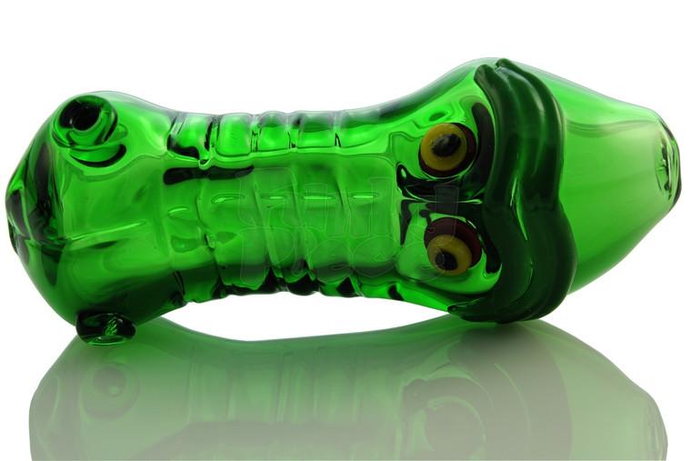 Crocodile Hand Pipe