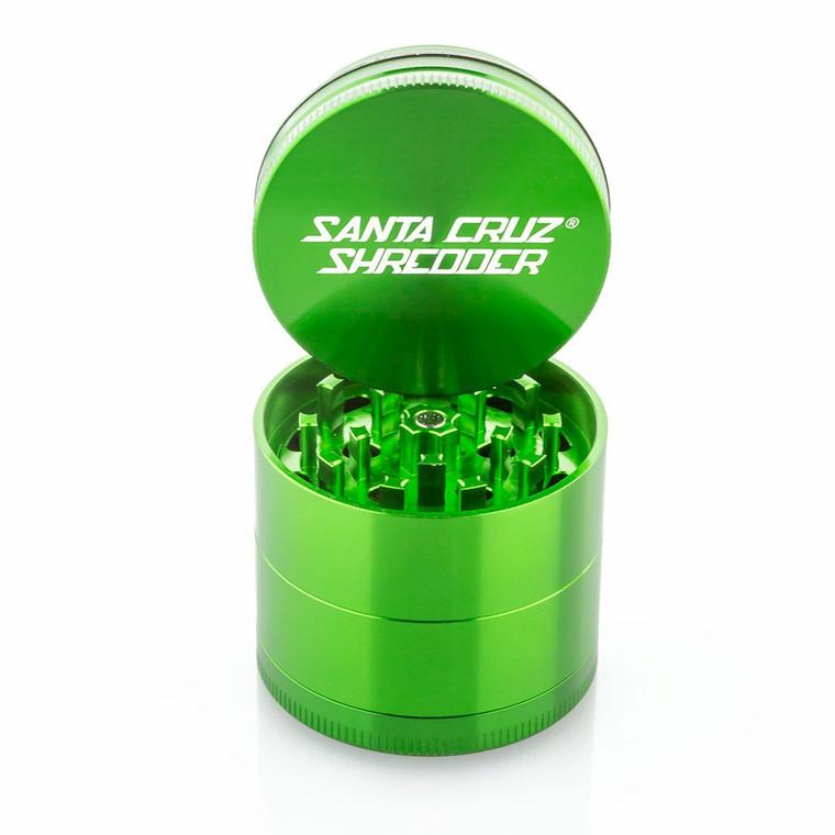 Santa Cruz Green 4PC MED