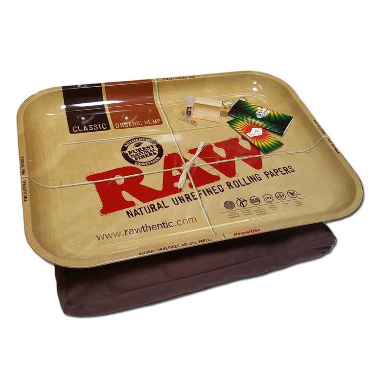 RAW Bean Bag Rolling Tray
