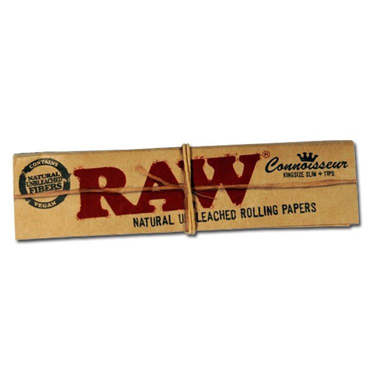RAW Connoisseur KS w/Tips