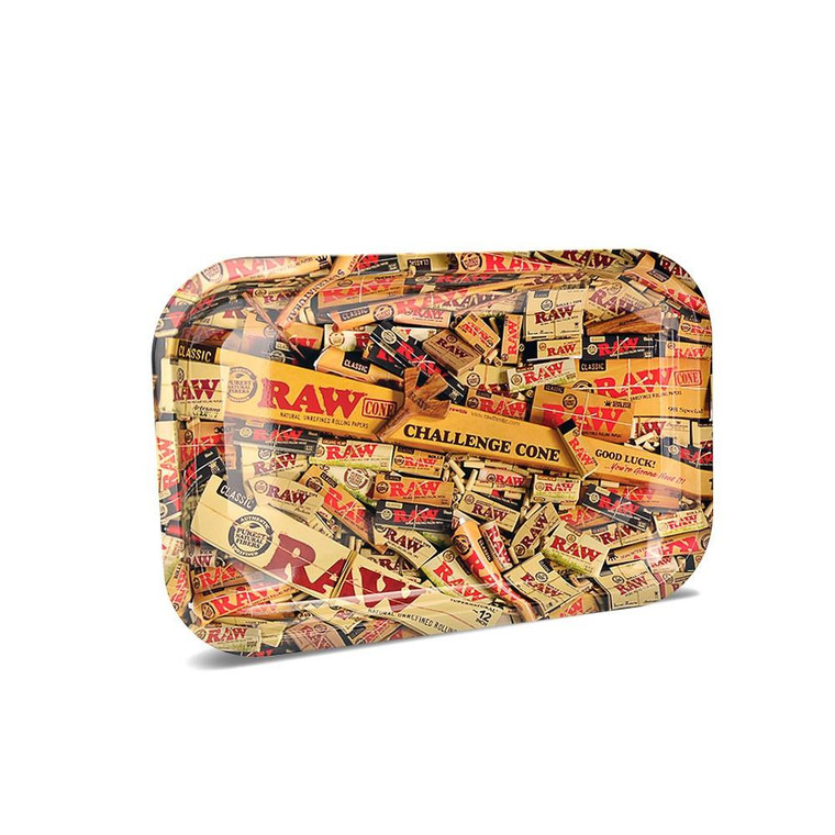 RAW Small Mixed Items Rolling Tray