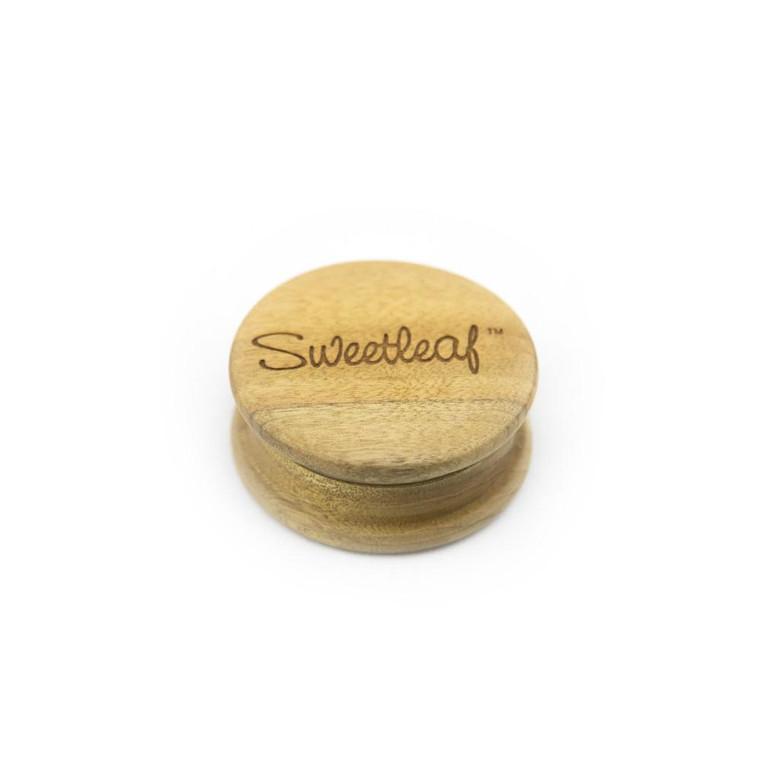 Sweetleaf Large Wooden Grinder