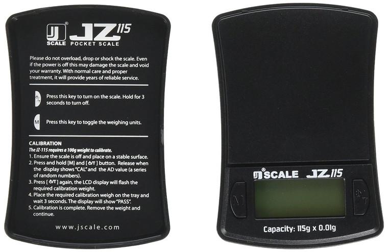 Jennings 115x.01G Scale
