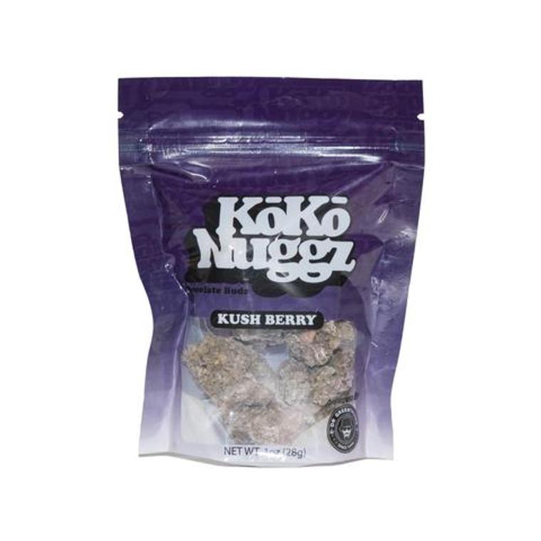 KoKo Nuggz 1oz Bag - KushBerry