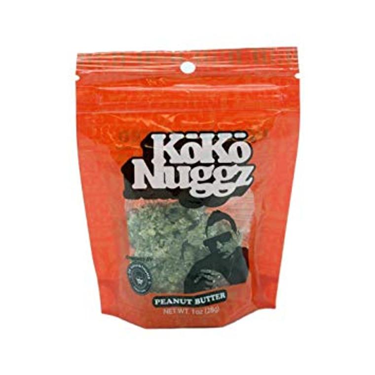 KoKo Nuggz 1oz Bag - Peanut Butter