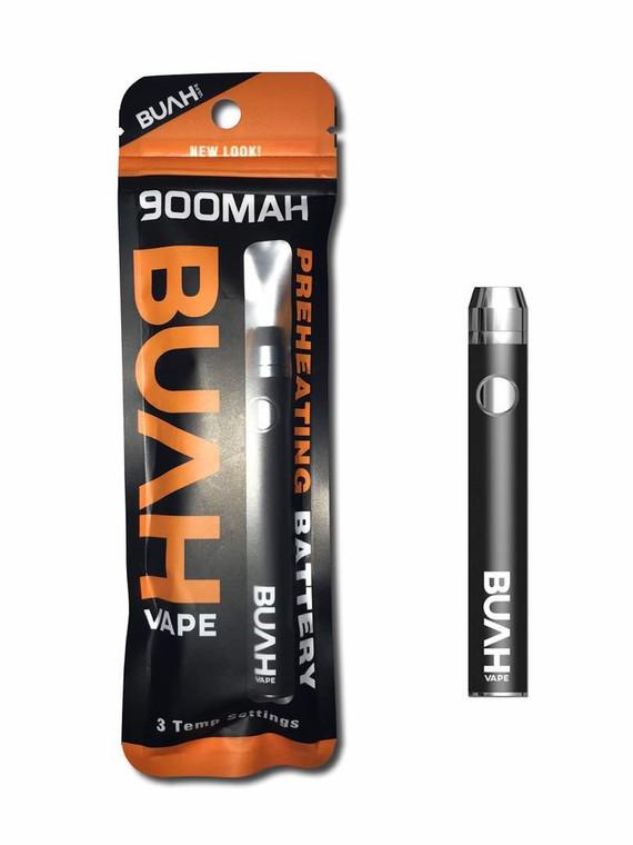 Buah Pre-Heating 900mah Battery - Black