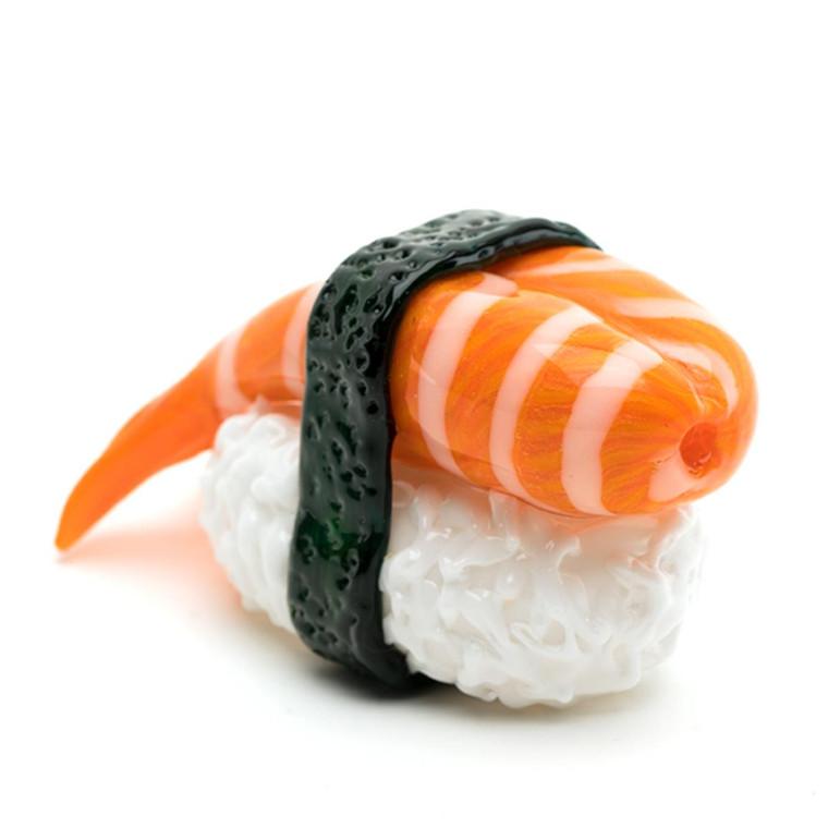 Shrimp Nigiri Pipe