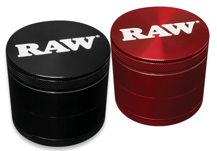 RAW Rebuildable Life Grinder