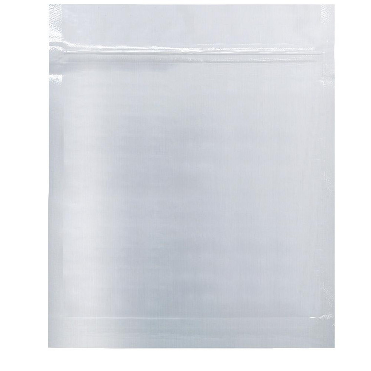 Mylar Bag 1LB White/Clear