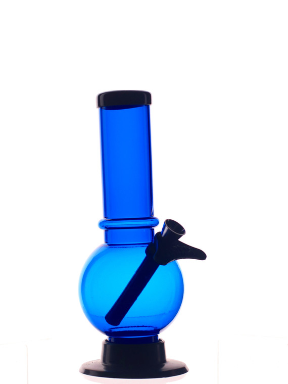"Matrix 8"" Bubble Acrylic Water Pipe"