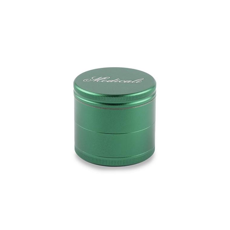 Medicali Green 4 Piece Medium Grinder